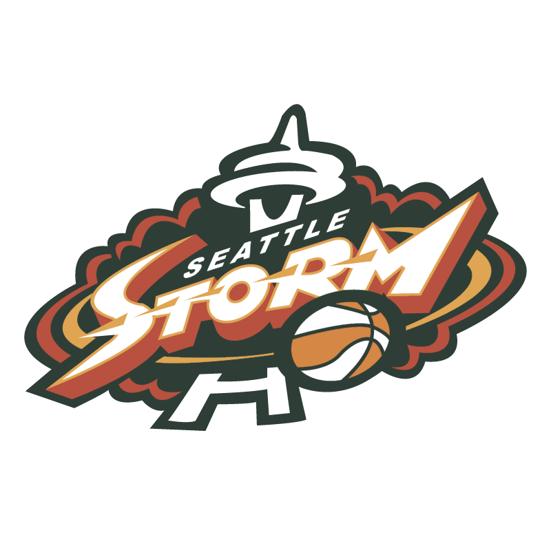 Seattle Storm vector logo