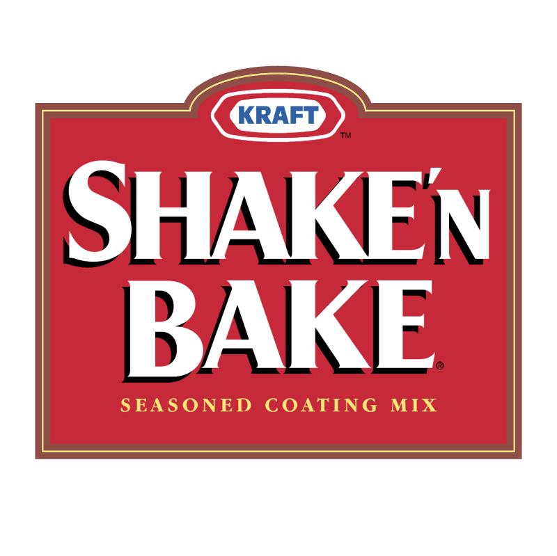 Shake'n Bake vector