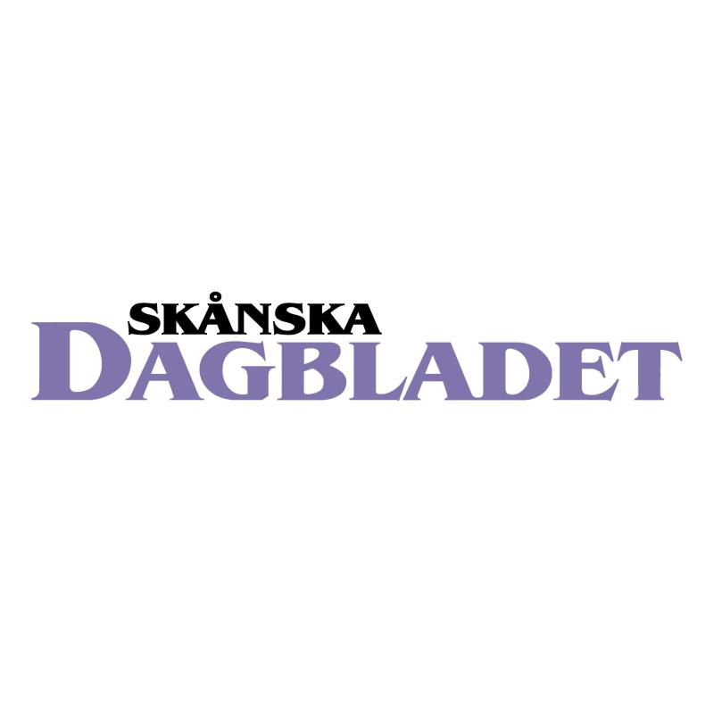 Skanska Dagbladet vector