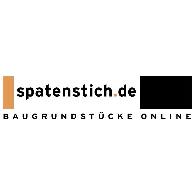 Spatenstich vector logo