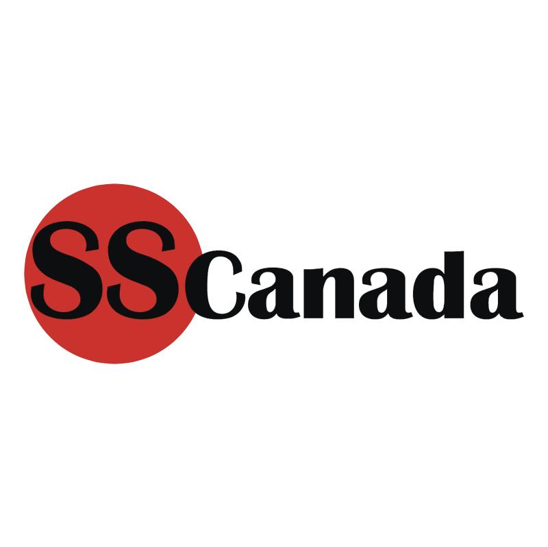 SS Canada vector