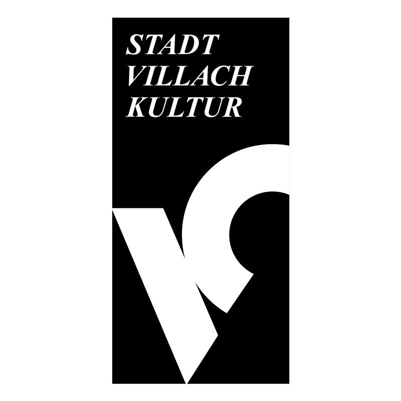 Stadt Villach Kultur vector