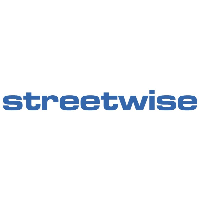 Streetwise vector