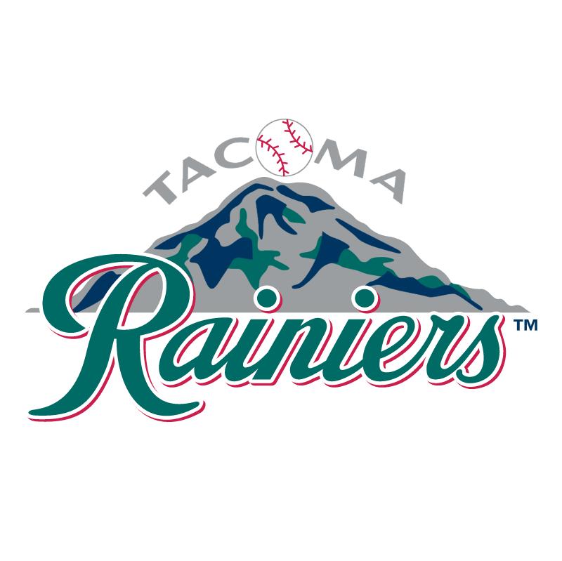 Tacoma Rainiers vector logo