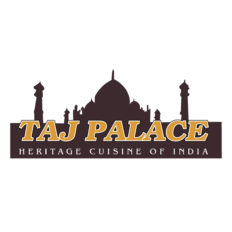 Taj Palace vector