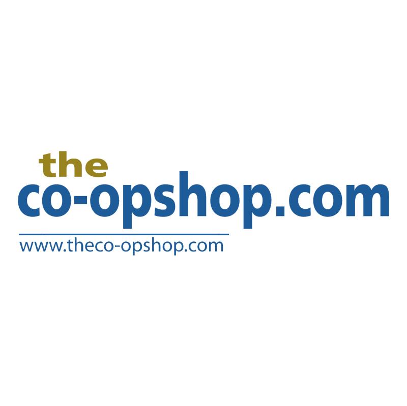 the co opshop com vector logo