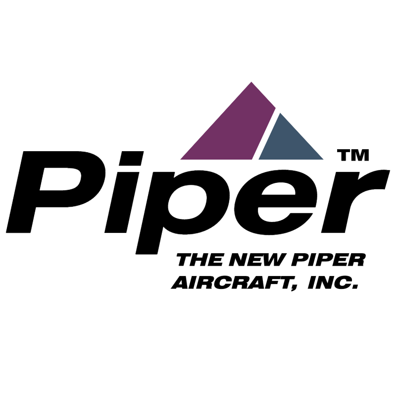 The New Piper Aircraft vector