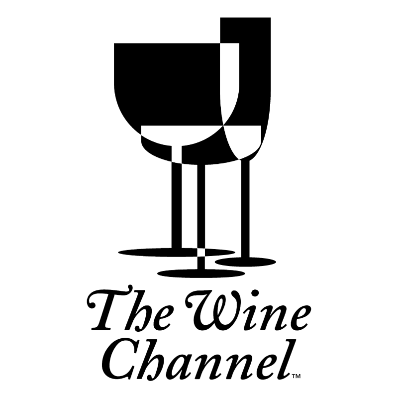 The Wine Channel vector