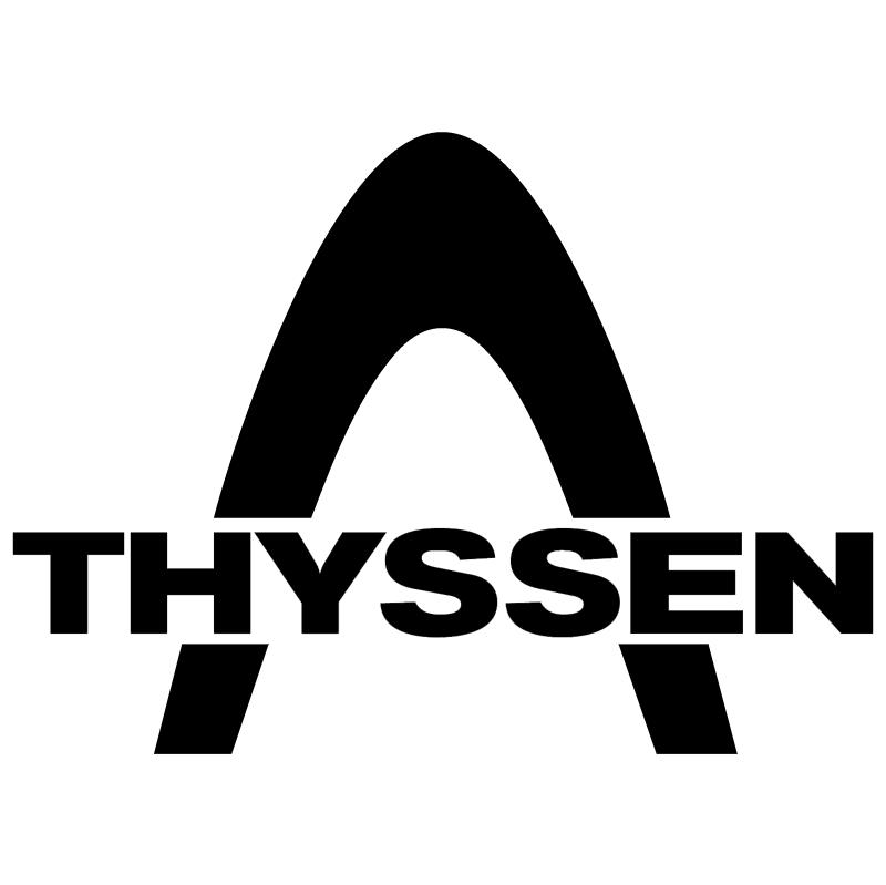 Thyssen vector