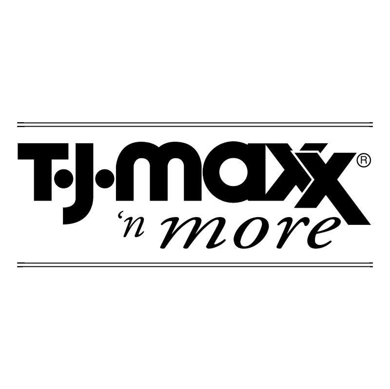 TJ Maxx 'n more vector logo