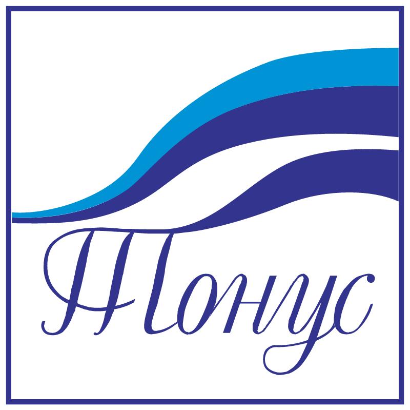 Tonus vector logo