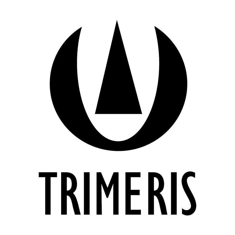 Trimeris vector logo