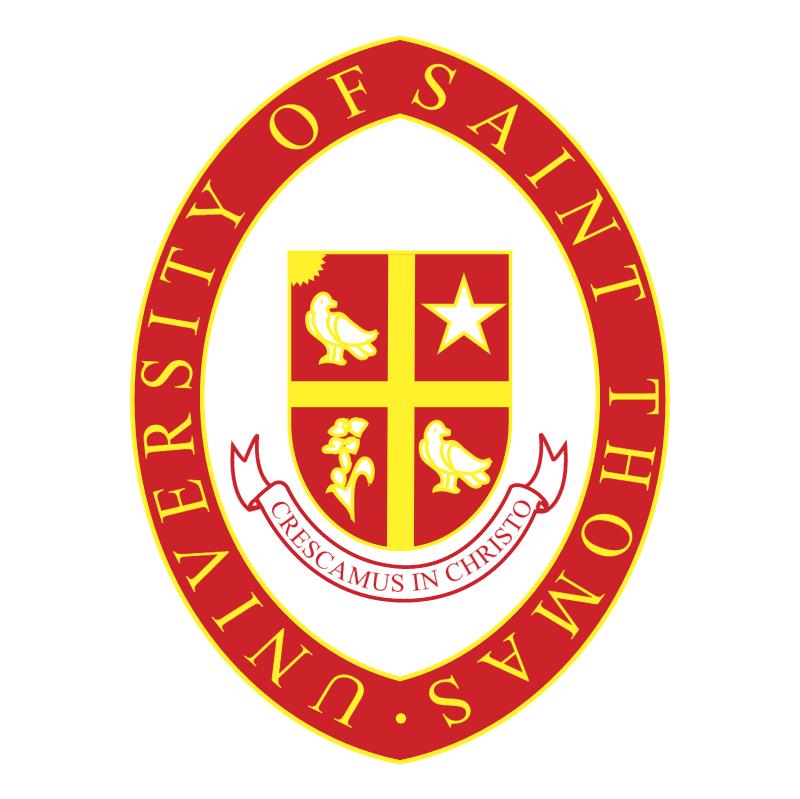 University of St Thomas vector