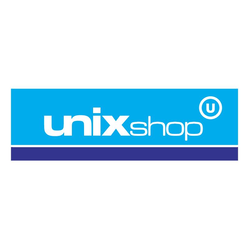 Unixshop vector