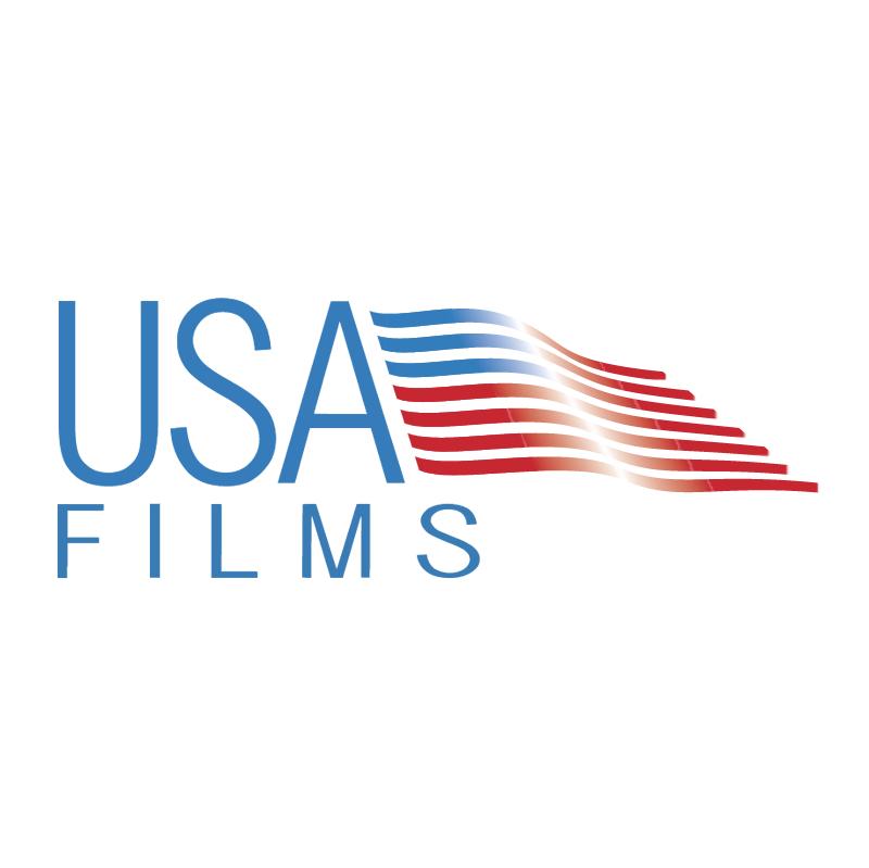 USA Films vector