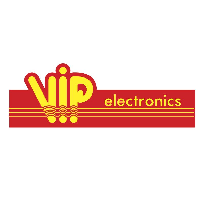 VIP Electronics vector