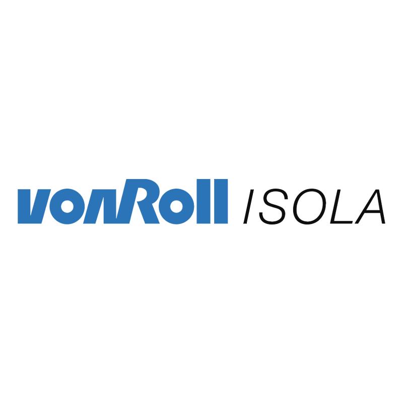 Von Roll Isola vector