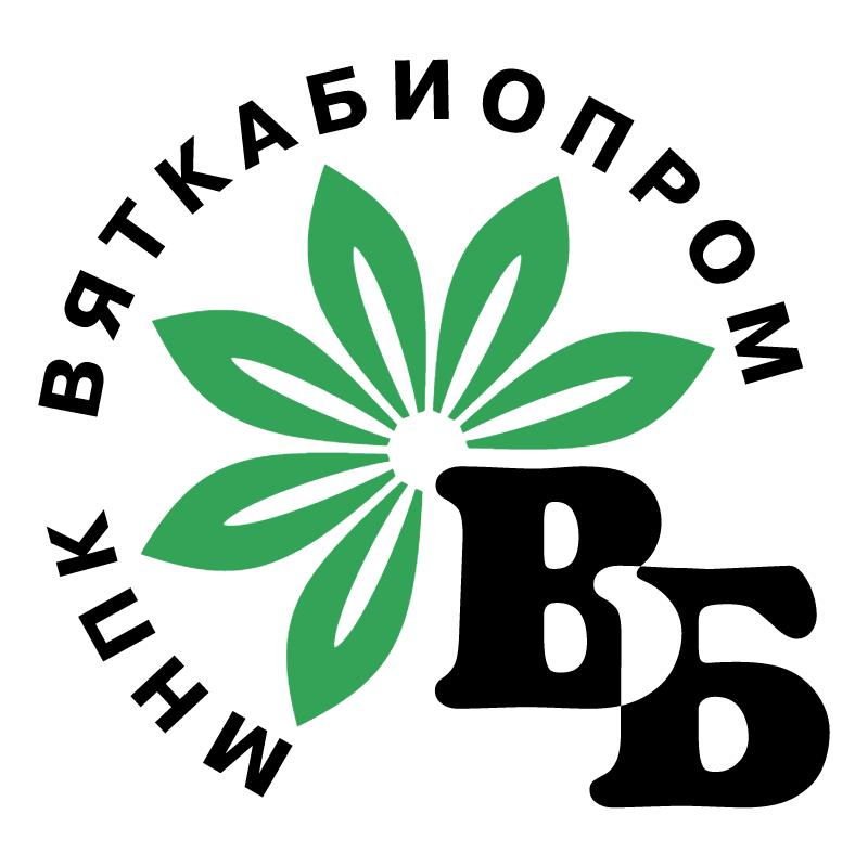 VyatkaBioProm vector logo
