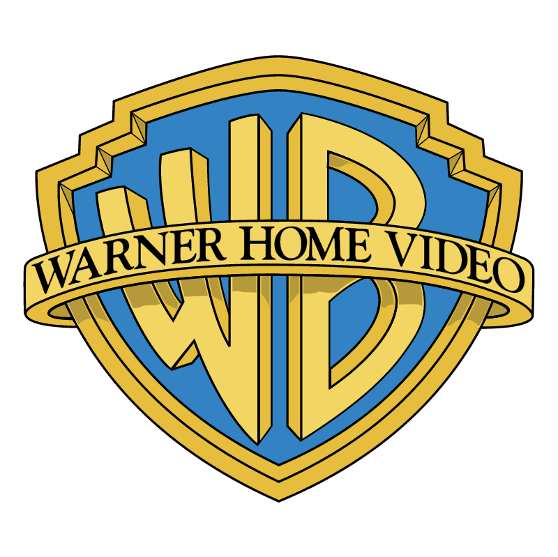 Warner Home Video vector logo