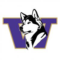 Washington Huskies vector