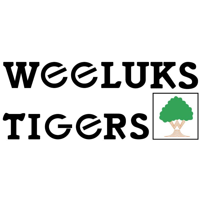 Weeluks Tigers vector