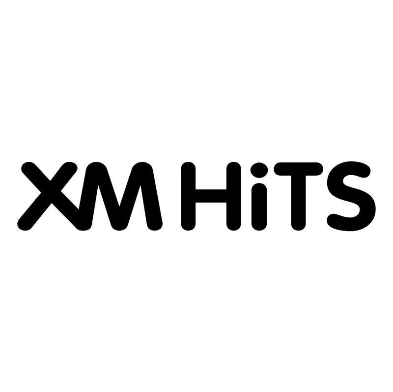XM Hits vector logo