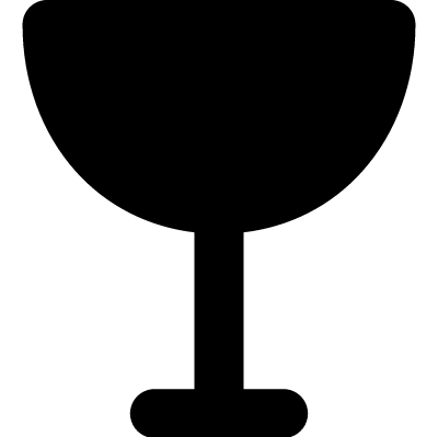 Drinking Cup vector logo