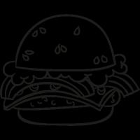 Complete Hamburger vector