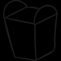 Food Box vector