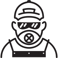 Chemical Man vector