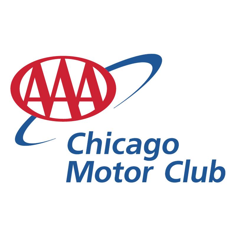 AAA Chicago Motor Club vector