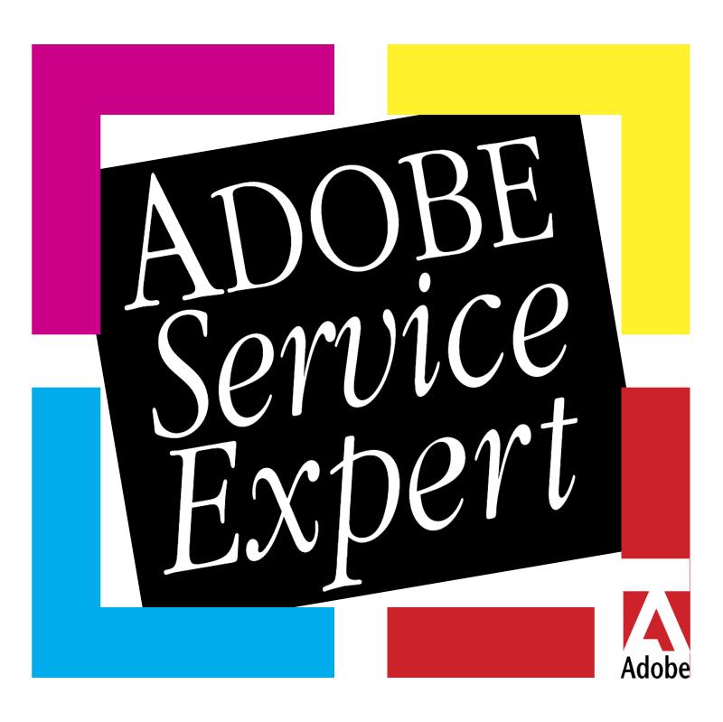 Adobe Service Expert vector
