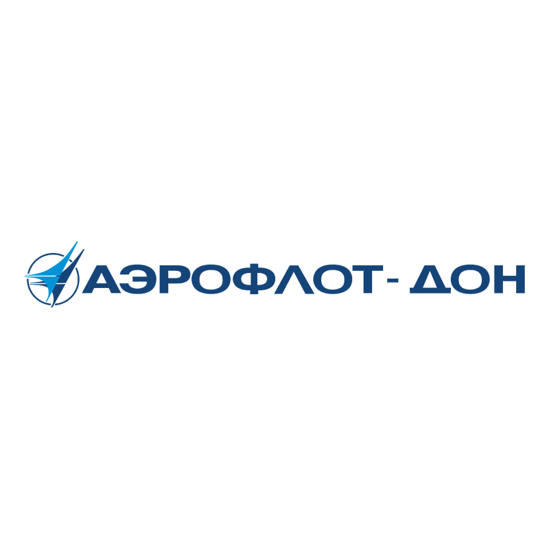 Aeroflot Don vector