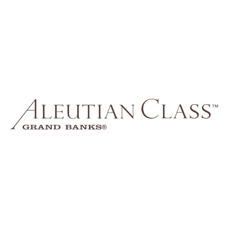 Aleutian Class 73579 vector
