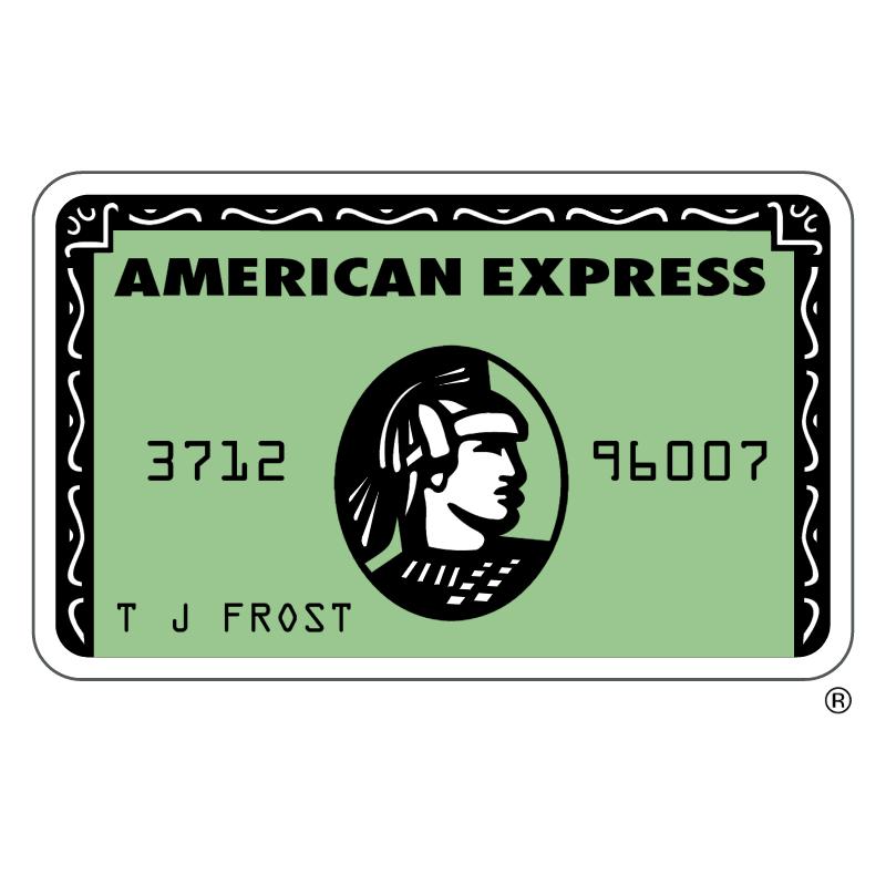 American Express 30846 vector