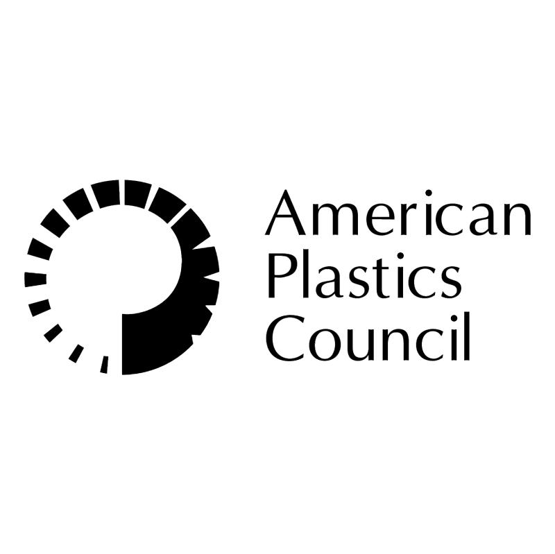 American Plastics Council vector logo