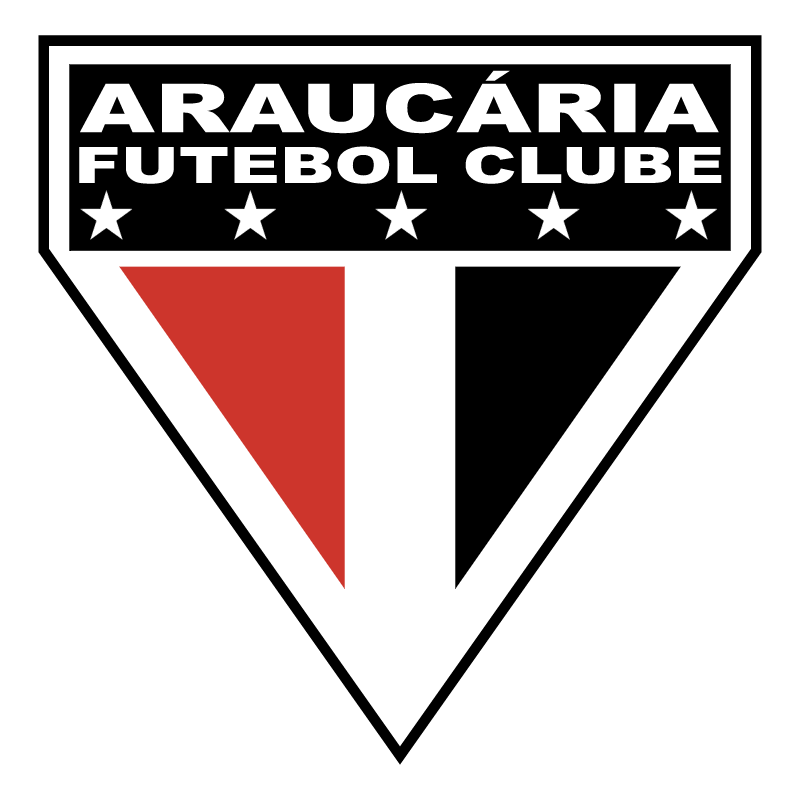Araucaria Futebol Clube de Araucaria PR 78160 vector