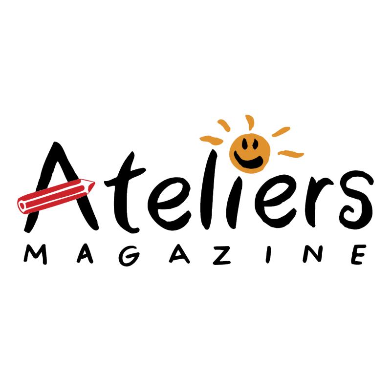 Ateliers Magazine vector