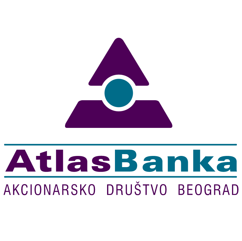 Atlas Banka vector