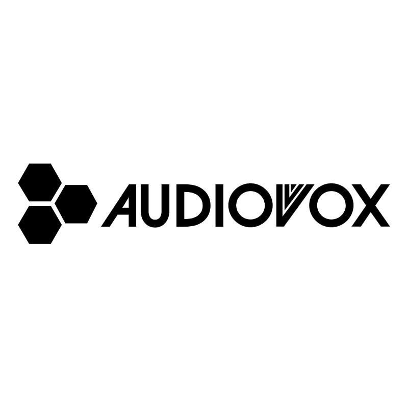 Audiovox vector