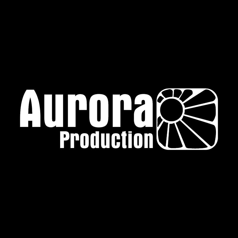 Aurora Production vector