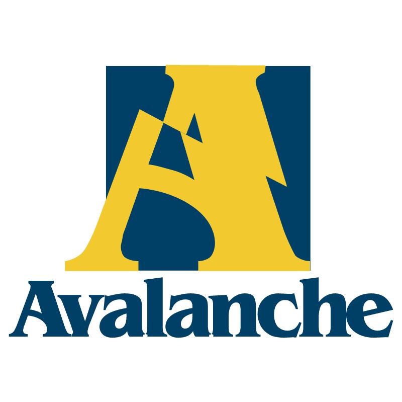 Avalanche 746 vector