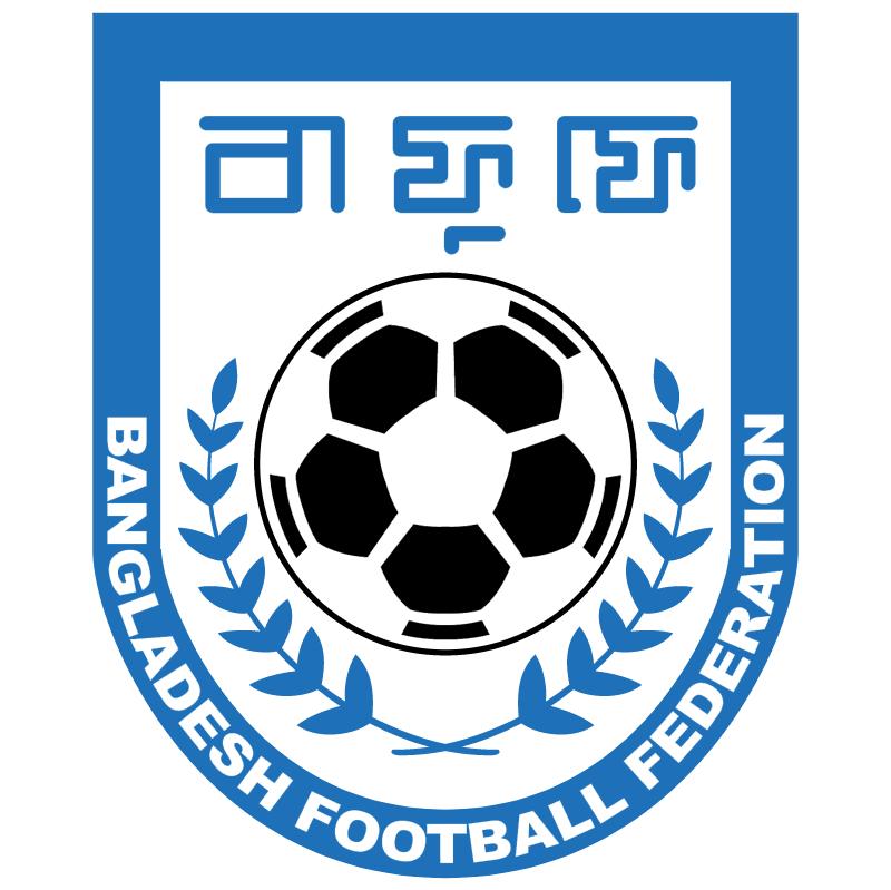Bangladesh Football Federation 15144 vector logo