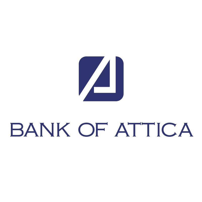 Bank Of Attica vector