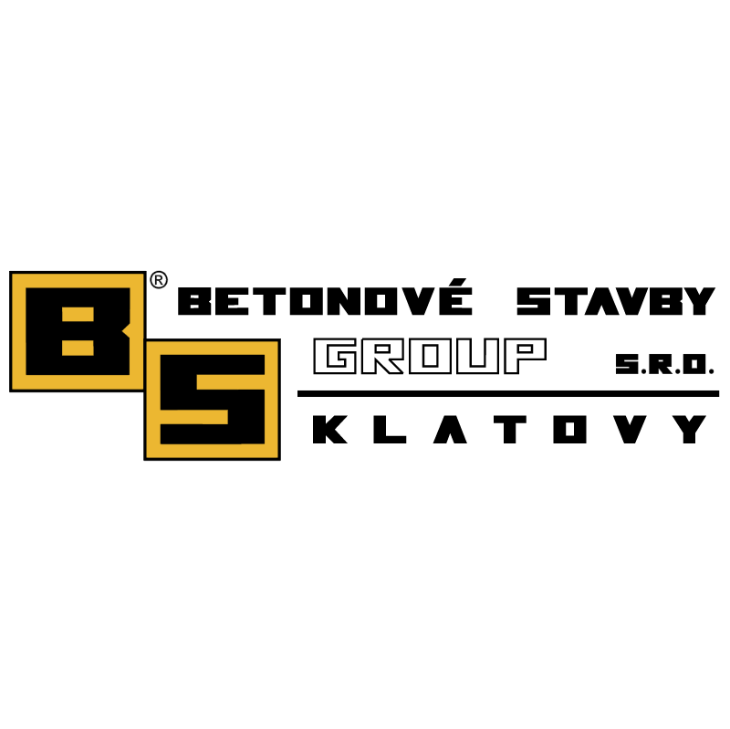 Betonove Stavby Group vector