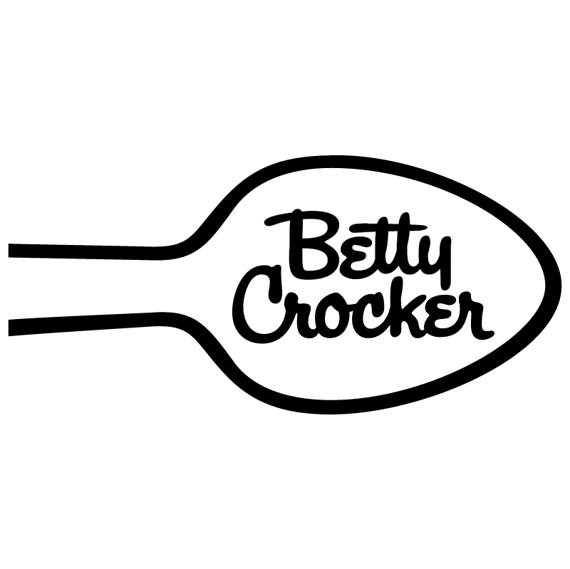 Betty Crocker vector logo
