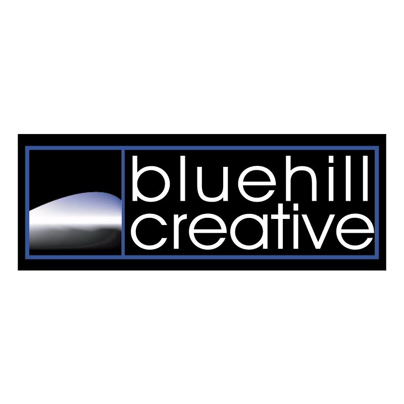 bluehill creative vector