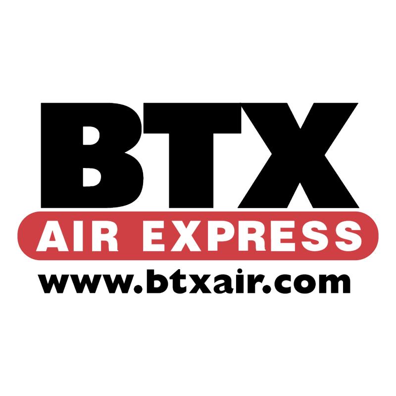 BTX Air Express vector