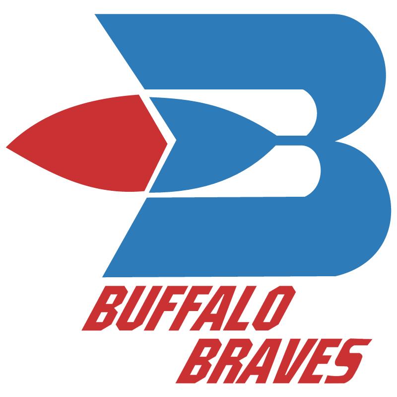 Buffalo Braves 20500 vector