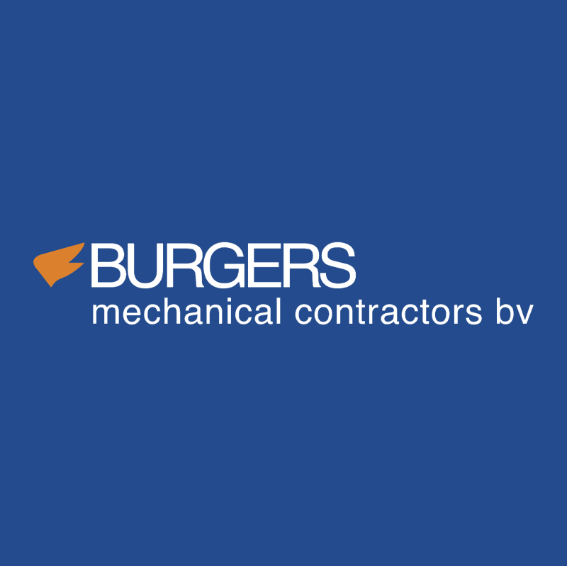 Burgers Mechanical Contractors vector